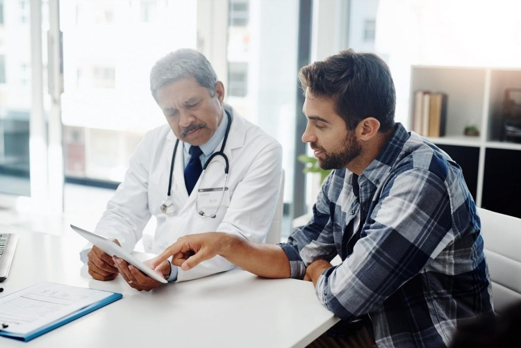 consulta médica
